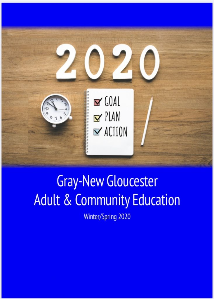 Gray - New Gloucester Adult & Community Education image #2078